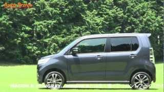 新型 Wagon R/Wagon R Stingray 【Suzuki】