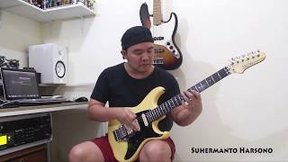 3rd Place Winner - Ibanez Flying Fingers Indonesia 2017 – Suhermanto Harsono