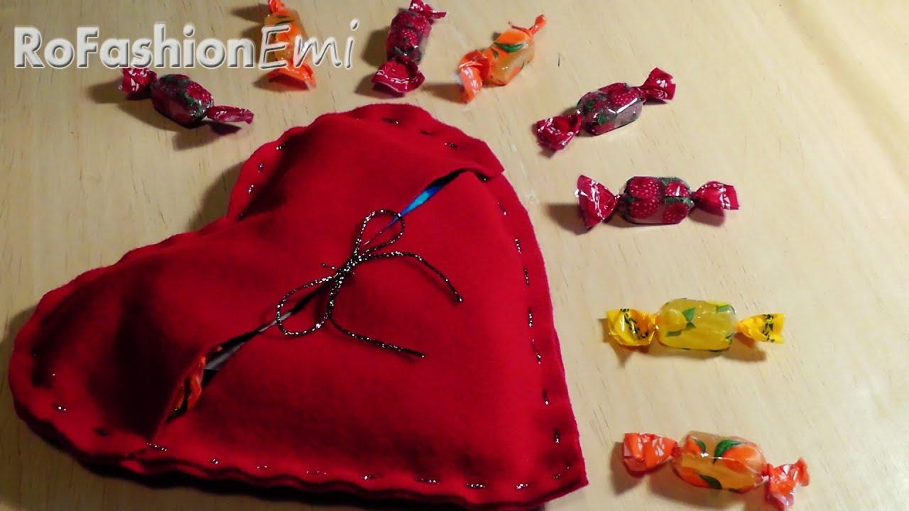 Tutorial Ro Fashion - Cum sa faci un cadou de Valentine's ...