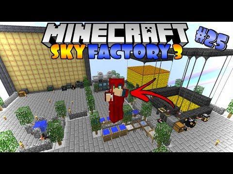 """ BUNUH NAGA LAGI "" - Minecraft Skyfactory 3 Eps. 25"