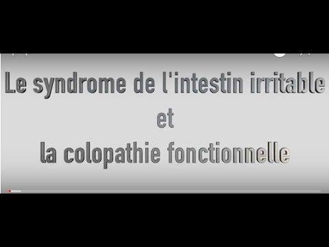 Syndrome de l'intestin irritable et colopathie fonctionnelle