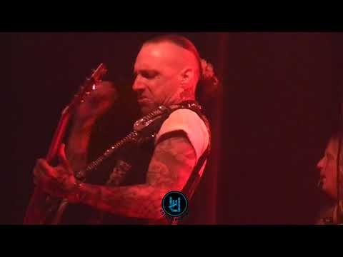 BACKYARD BABIES - Argentina 2018 - Show Completo