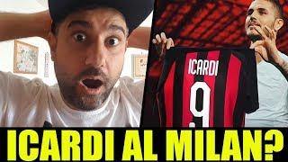 Gambar cover [ASSURDO] ICARDI AL MILAN || News Milan