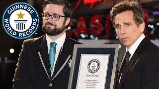 Longest Selfie Stick - Guinness World Records