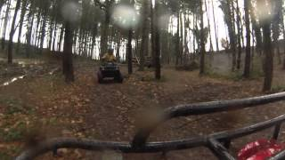Quad Bike Trek in Maidstone (30 second review)