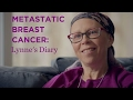Metastatic Breast Cancer: Lynne's Diary