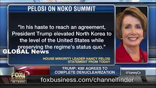 BREAKING: Democrats Are Raging Mad After Historic Trump-Kim Singapore Summit(VIDEO)!!!