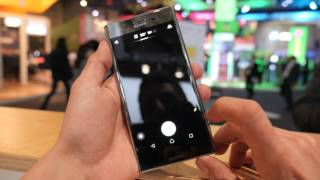 Sony Xperia XZ Premium hands-on MWC 2017