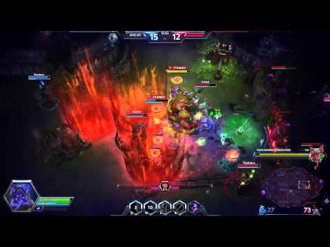 Heroes oh Storm ultimate healing LI LI