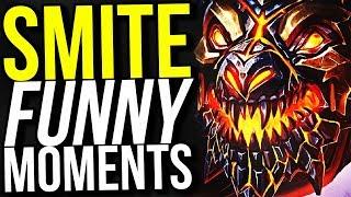 MYTHYMOO ALWAYS WINS! - SMITE FUNNY MOMENTS