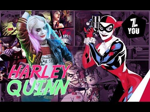 Quien es harley quinn escuadr n suicida expediente for Harley quinn quien es