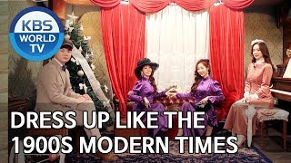 Dress up like the 1900s modern times! [Battle Trip/2020.03.08]