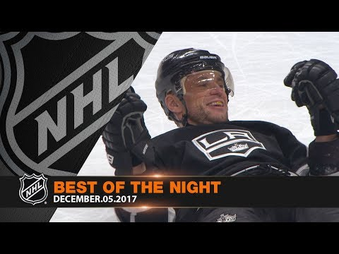 Schenn's hatty, Gaborik and Kopitar highlight best of the night