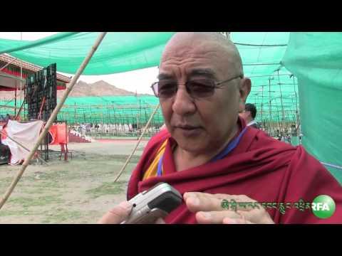 RFA Report on Kalachakra earth ritual dance 7 4 2014