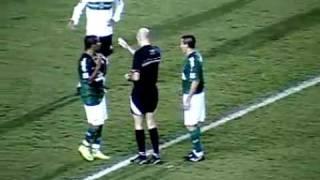 Coritiba 1 X 3 Goiás - Brasileirão 2009 - 4° rodada