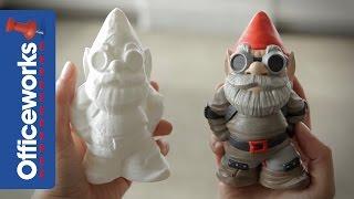 MakerBot And Mojo Desktop 3D Printers - Officeworks