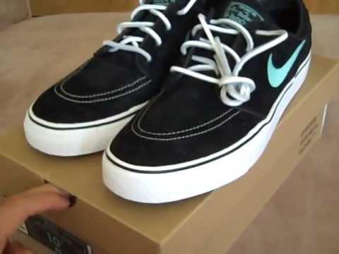 9a40586ac5930 Nike SB Zoom Stefan Janoski - Tiffany (Mint) - YouTube