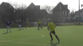 16 feb 2019 VV De Meern 10 - Odysseus '91 9 com 7-1 Goed zo Charles en combinatievoetbal