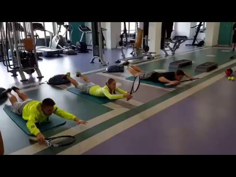 MTA tennis academy (general physical preparation)