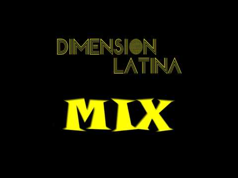 DIMENSION LATINA MIX dj cesar augusto