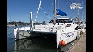 SAIL YACHT #4 - CATAMARAN YACHT CHARTER SF | SEAWIND 1160 SAN FRANCISCO
