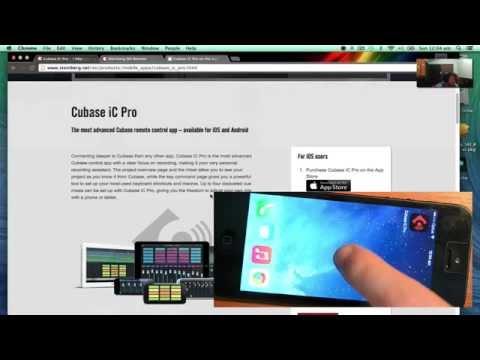Cubase Ic Pro - Mac And IOS Install