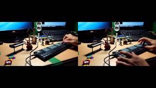 Minigames - Untitled #22 (KORG nanoKEY / ymVST)