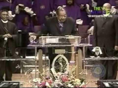 "Bishop G. E. Patterson -  A Message On Faith"""