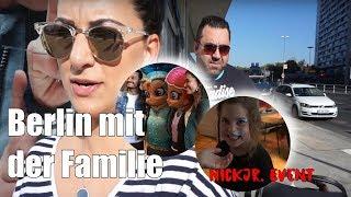 Unser Wochenende in Berlin | Nickelodeon EVENT | Familienvlog | Filiz