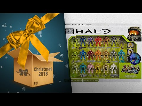 Most Wished For Halo Toys Kids Gift Ideas / Countdown To Christmas 2018 | Christmas Gift Guide