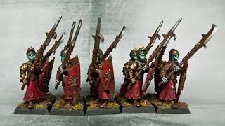 Warhammer Fantasy Lore - Grave Guard