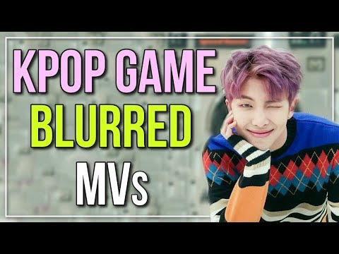 GUESS THE BLURRED KPOP MV IN 10 SECONDS | KPOP Song Challenge