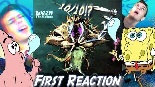 Baixar First Reaction to Ween - The Mollusk