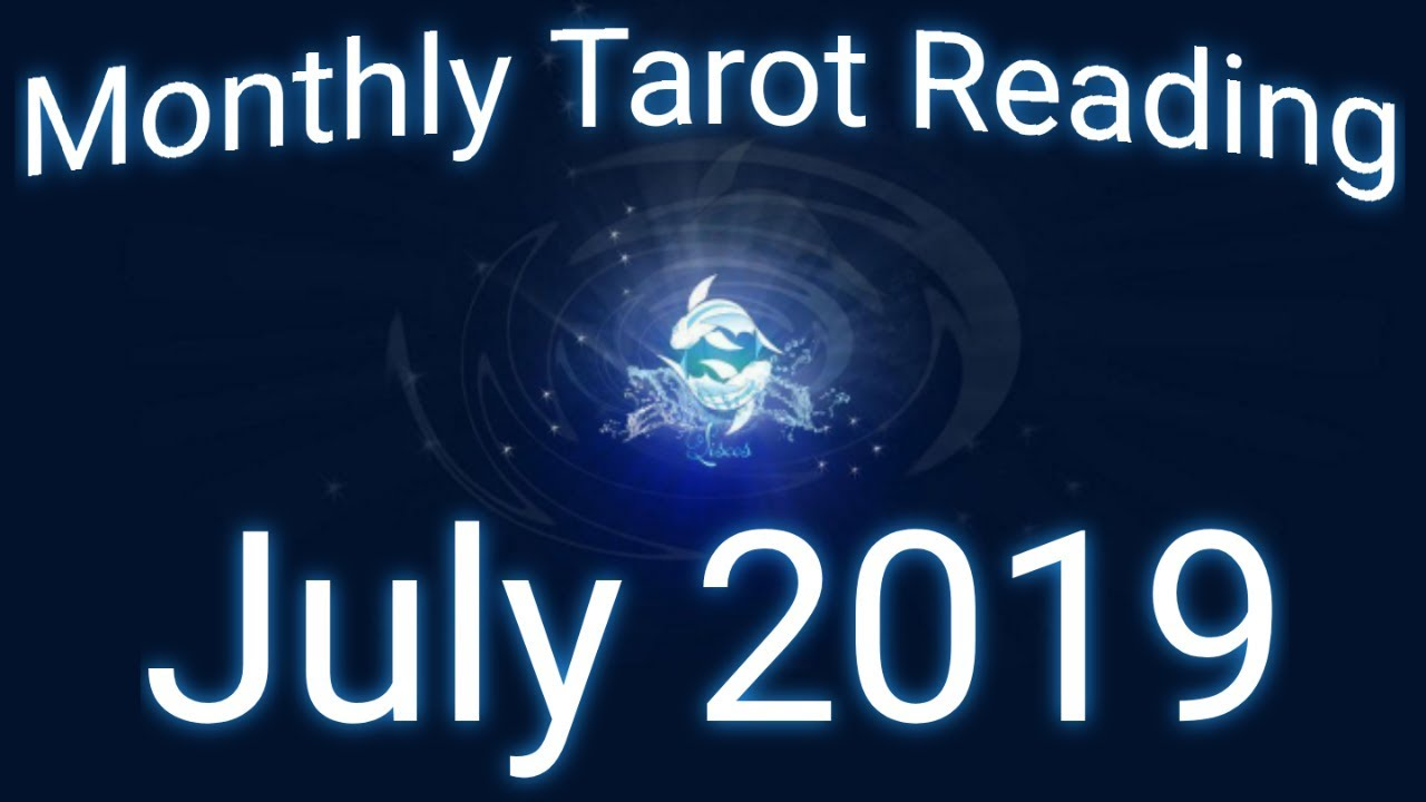 Pisces Monthly Reading - July 2019 (COMMUNICATE CLEARLY - TH