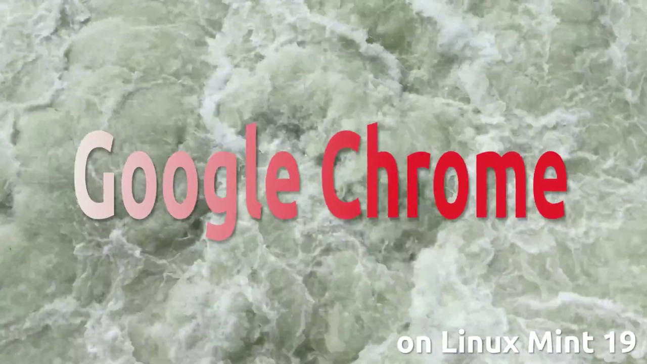 How to install google chrome on linux mint 18. 2 easily youtube.