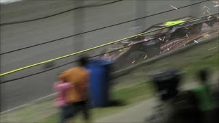 Racing | Modifieds | Heat Race #2 | Volusia Speedway Park | 10-10-15