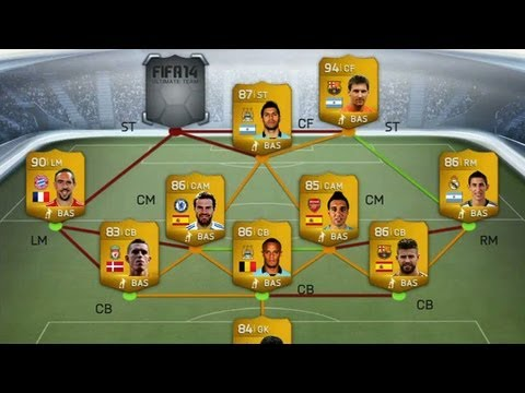 FIFA 14 - Ultimate Team Part 2 (FIFA14 UT Let's Play Gameplay)