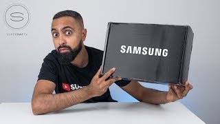 Mystery package from SAMSUNG - Do What You Can't