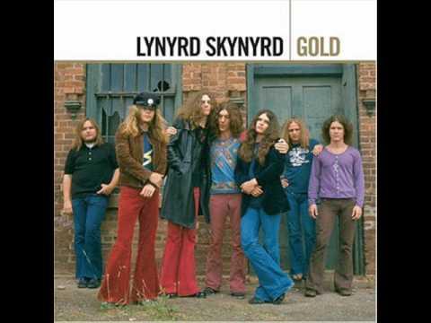 Lynyrd Skynyrd-Gimme Three Steps(With Lyrics)