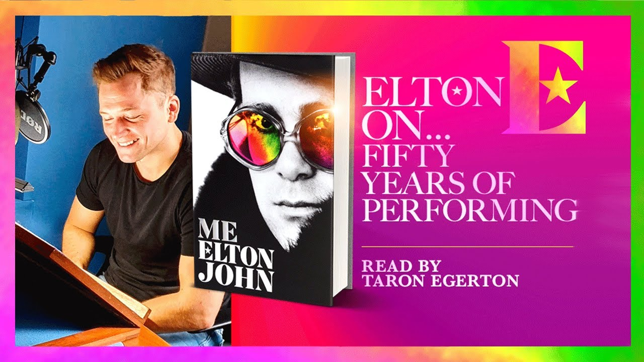Elton John on Fifty Years of Performing — 'Me' Book Extract
