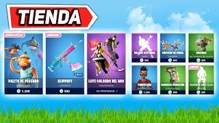*SKIN FISHING PALITO AND NEW WRAPPERS* FORTNITE STORE May 24