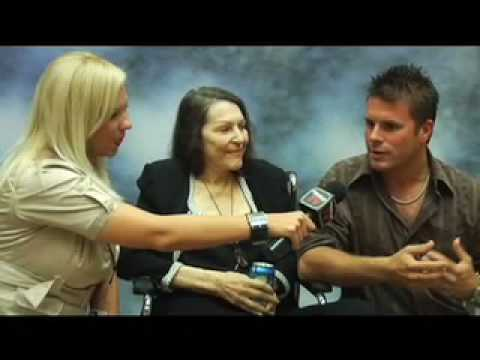 Roddenberry Interview at Star Trek Las Vegas 2008