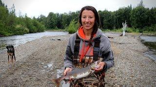 Alaska Pink Salmon Catch and Cook