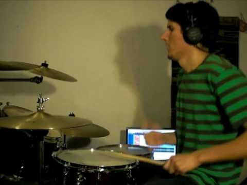 Green Day - Sassafras Roots drum cover