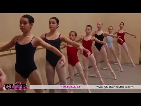 Dancing At Club Dance - Mesa, AZ
