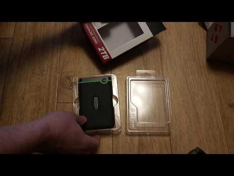 "Жорсткий диск Transcend StoreJet 25M3S 2TB TS2TSJ25M3S 2.5"" USB 3.1 Gen 1 External Iron Gray"