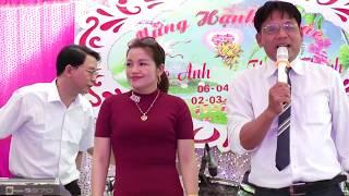 MC đám cưới hài nhất Thái Bình