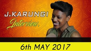 JOSEPHINE KARUNGI [NTV NEWS ANCHOR ] TALKS PERSPECTIVE, HER JOURNEY  WITH CRYSTAL [MAY 6th 2017]