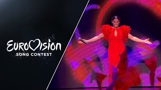 Rosa López - Spanish Eurovision Medley (LIVE) Eurovision Song Contest's Greatest Hits