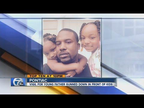 Alarming Rise In Pontiac Murder Rate
